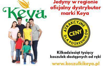 Oficjalny dystrybutor marki KEYA w regionie podlaskim