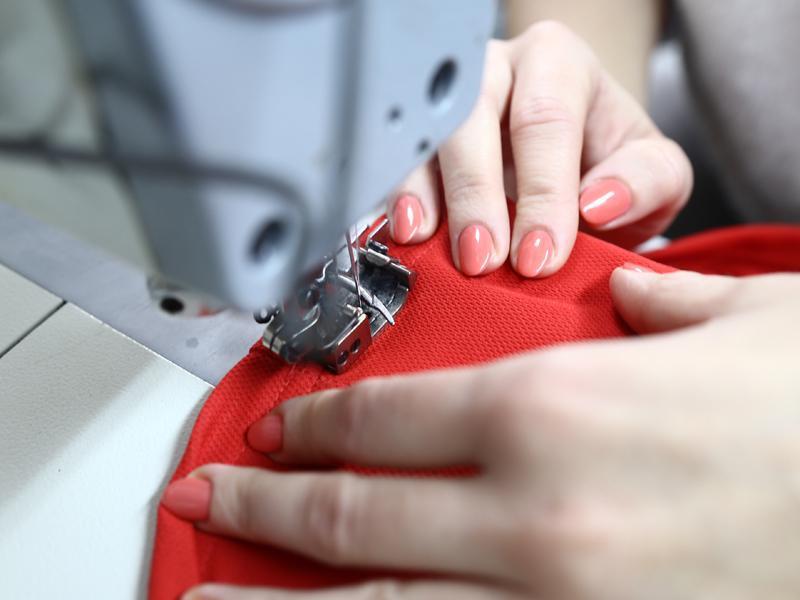 produkcja tekstyliów