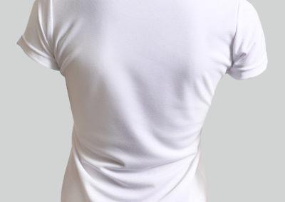 t-shirt damski krótki1
